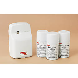 Rubbermaid Sebreeze Aerosol Odor Control System