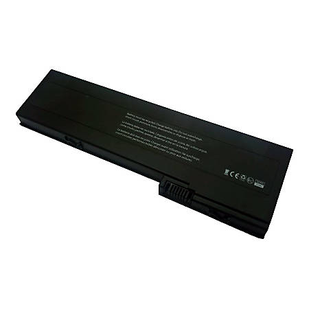 V7 Replacement Battery HP 2710P 6 CELL OEM# AH547AA HSTNN-W26C NBP6B17B1 436426-311 - For Tablet PC - Battery Rechargeable - 10.8 V DC - 4000 mAh - 47.50 Wh - Lithium Ion (Li-Ion)