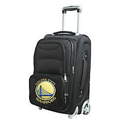 Denco Nylon Expandable Upright Rolling Carry
