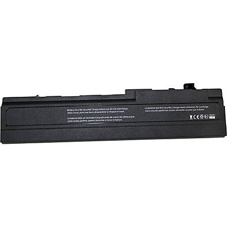 V7 Replacement Battery FOR HP MINI 5101 OEM# HSTNN-UB0F 579027-001 535629-001 6CELL - For Notebook - Battery Rechargeable - 10.8 V DC - 5200 mAh - 56 Wh - Lithium Ion (Li-Ion)