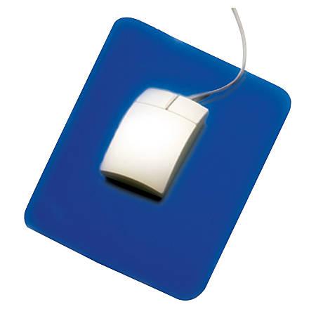 Mouse Pad, Blue (AbilityOne 7045-01-368-4809)