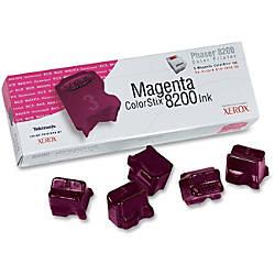 Xerox 016204600 Magenta ColorStix Ink Pack
