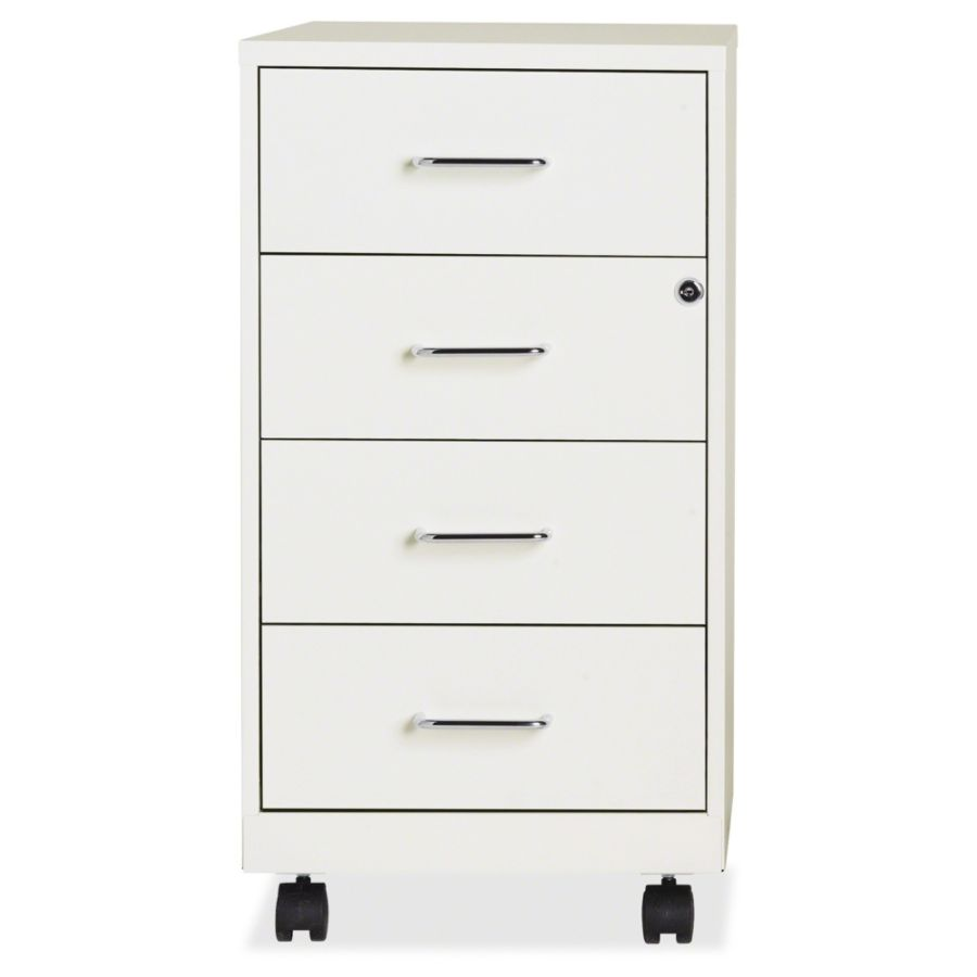 New 4 Drawer Letter Size File Cabinet