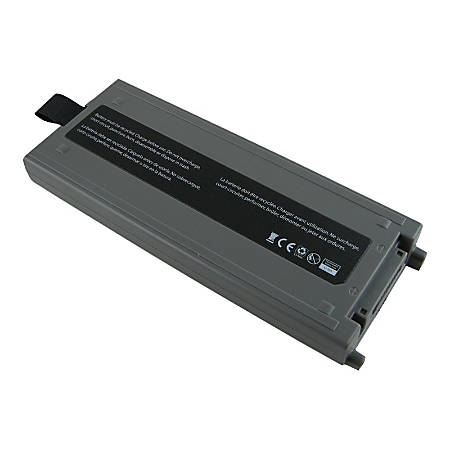 V7 Replacement Battery FOR PANASONIC CF19 OEM# CF-VZSU50W CF-VZSU48 CF-VZSU48U - For Notebook - Battery Rechargeable - 11.1 V DC - 5200 mAh - 57.72 Wh - Lithium Ion (Li-Ion)
