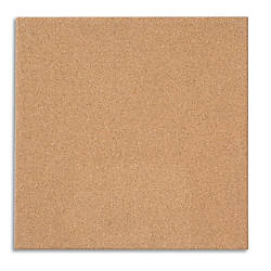 Quartet Cork Tile Modular Bulletin Board