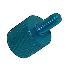 Link Depot Thumbscrew blue pack of