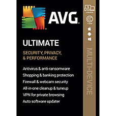 AVG Ultimate 2020 3 Devices 1