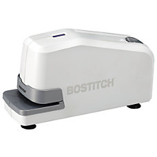 Bostitch Impulse 25 Electric Stapler White