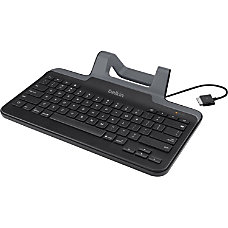 Belkin Tablet Keyboard With Stand For
