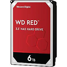 WD Red 6TB 35 Internal Hard