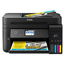 Epson WorkForce ET 4750 EcoTank Wireless