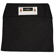 Seat Sack Large Bags 17 Black