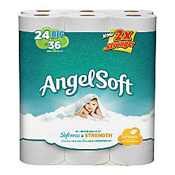 Angel Soft PS 2 Ply Bathroom