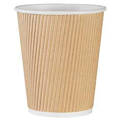 Genuine Joe Ripple Hot Cups 8
