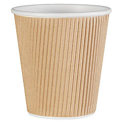 Genuine Joe Ripple Hot Cups 10
