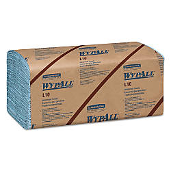 WypAll L10 1 Ply Windshield Towels