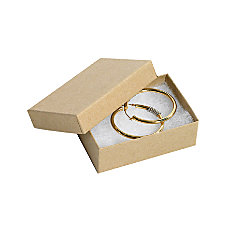 Partners Brand Kraft Jewelry Boxes 3