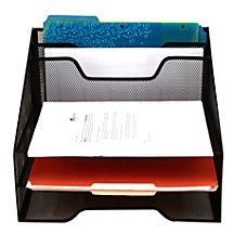 Mind Reader 5 Compartment Mesh Organizer