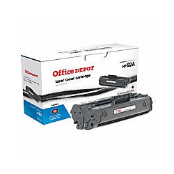 Office Depot Brand 92A HP 92A