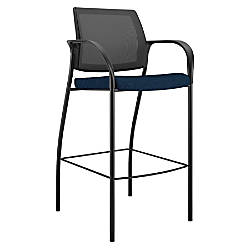 HON Ignition Caf Height Stool MarinerBlack