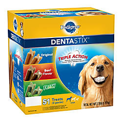 Pedigree Dentastix Treats Variety Pack Of