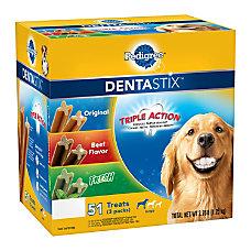 Pedigree Dentastix Treats Variety Pack Of