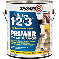 Zinsser Bulls Eye 1 2 3