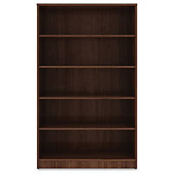 Lorell Laminate Bookcase 5 Shelf 60
