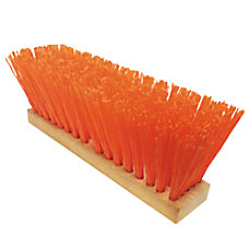 Magnolia Brush OSHA Orange Plastic Street