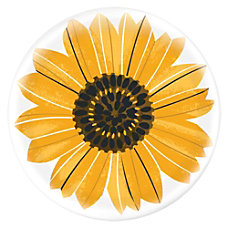 Amscan Melamine Fall Sunflower Chargers 13
