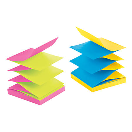 Post It Super Sticky Pop Up Notes 3 X Rio