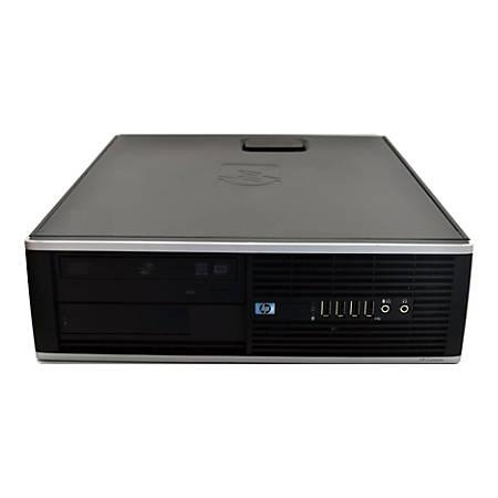 HP Pro 6300 SFF Refurbished Desktop PC, Intel® Core™ i5, 8GB Memory, 120GB Solid State Drive, Windows® 10, RF610223