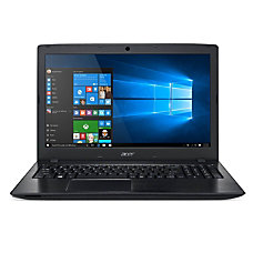 Acer Aspire E Refurbished Laptop 156