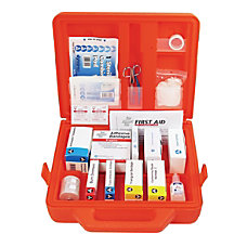 PhysiciansCare Weatherproof First Aid Kit