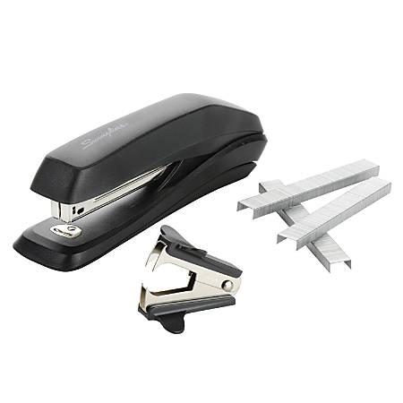 Swingline® 545 Standard Stapler Value Pack, Black