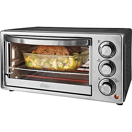 Oster Toaster Oven 1300 W Toast Convection Browning Bake