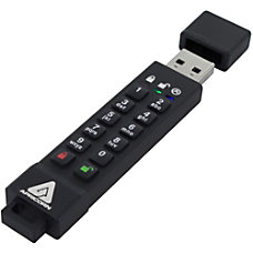 Apricorn 64GB Aegis Secure Key 3z