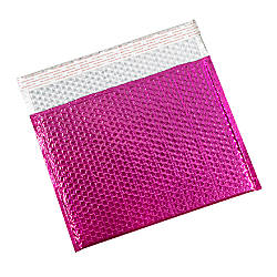 Partners Brand Pink Glamour Bubble Mailers
