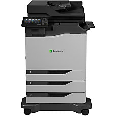 Lexmark CX820DTFE Color Laser All In
