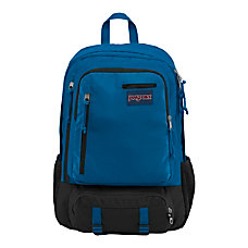 JanSport Envoy Laptop Backpack Stellar Blue