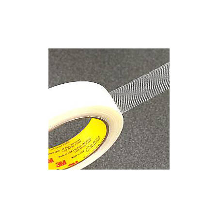 "3M® 862 Strapping Tape, 3/4"" x 60 Yd., Clear, Case Of 12"