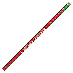 Moon Products Seasons Greetings Themed Pencils