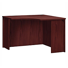HON Foundation Corner Unit Mahogany