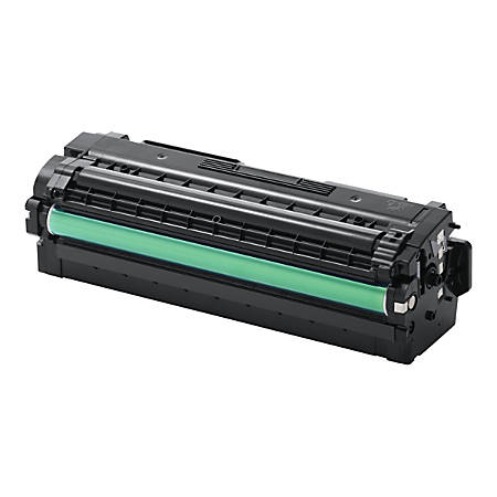 Samsung CLT-K505L - High Yield - black - original - toner cartridge - for ProXpress SL-C2620DW, SL-C2670FW, SL-C2680FX