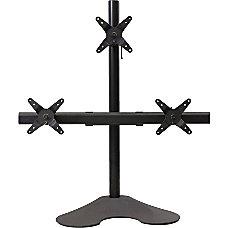 Ergotech Triple LCD Monitor Desk Stand