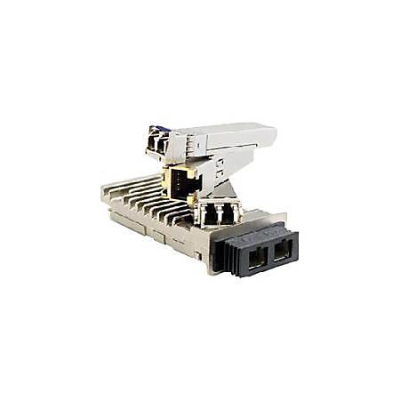 AddOn Dell Force10 Compatible TAA Compliant 40GBase-PLR4 QSFP+ Transceiver (SMF, 1310nm, 10km, MPO, DOM)