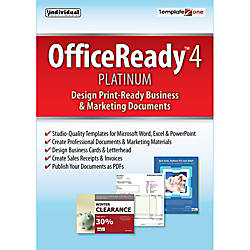 OfficeReady 4 Platinum Download Version