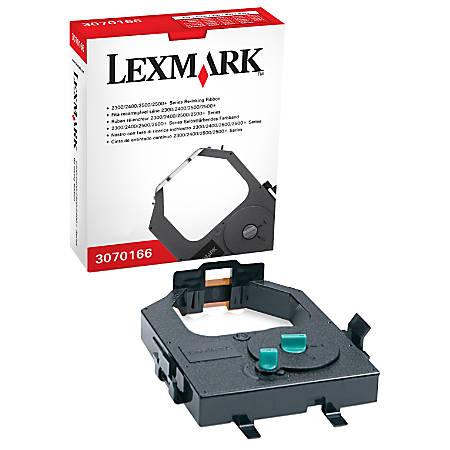 Lexmark™ 3070166 Standard Yield Re-Inking Ribbon