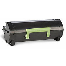 Lexmark 501 Return Program Black Toner