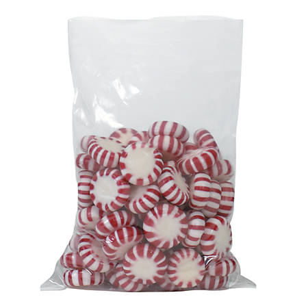 """Office Depot Brand 2 Mil Flat Poly Bags 2"""" x 5"""", Box of 1000"""
